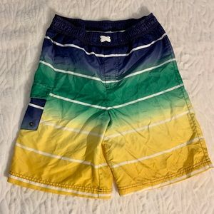 Other - Boys Colourful Swim Trunks
